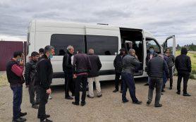 В Смоленской области задержали 64 иностранца при попытке пересечь границу в период пандемии