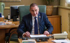 Андрей Борисов рассказал о предстоящем ремонте улицы Соколовского в Смоленске