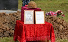 В Смоленской области перезахоронили останки партизана Сергея Мягченкова