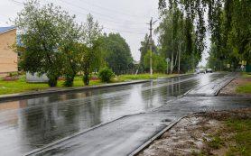 Центральную улицу в Глинке отремонтируют к 1 августа
