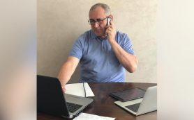 Сергей Неверов провел личный прием граждан в режиме онлайн