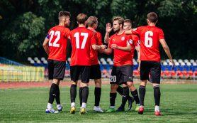 ФК «Смоленск» готовится к первому официальному матчу