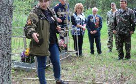 Под Смоленском благоустроили братское захоронение жертв немецкой оккупации
