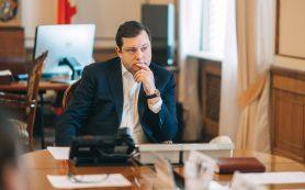 Алексей Островский проведет встречу в онлайн-режиме с жителями Десногорска
