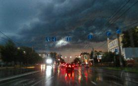 О погоде в среду