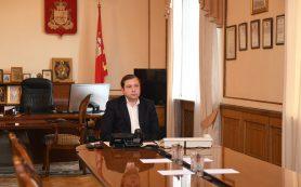 Губернатор проведёт встречу с жителями Ельнинского района