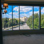 На проспекте Гагарина в Смоленске продолжается строительство пятизвёздочной гостиницы