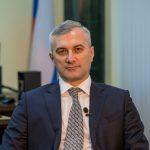 Мурад Чапаров: «Алмазно-бриллиантовая отрасль не умерла. «Кристалл» работает и развивается»