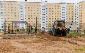 Открытие сквера Памяти Героев в Смоленске намечено на День города