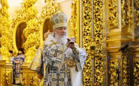 На Смоленщину в пятницу прибудет Патриарх Кирилл