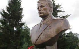 В деревне Татарск установили памятник начальнику Пограничных войск СССР