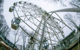 Колесо обозрения в Смоленске не будет работать в течение двух дней