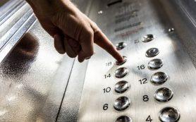 Лифт горел в девятиэтажном доме на Королевке в Смоленске