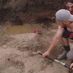 В Смоленске обнаружили стоянку древних охотников