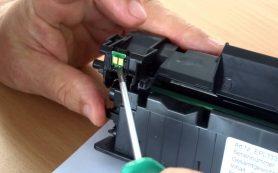 Функции чипов в картриджах лазерных принтеров