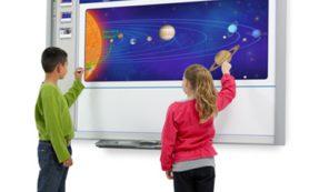 Особенности детских интерактивных досок