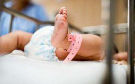 Одна тройня родилась в Смоленске в сентябре 2020 года