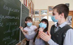 Карантин объявили в 96 классах в школах Смоленской области
