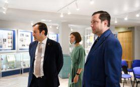 Алексей Островский посетил Смоленский государственный медицинский университет