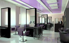Как выбрать мебель для парикмахерской