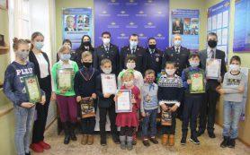 Руднянские школьники поучаствовали в конкурсе «Полиция глазами детей»