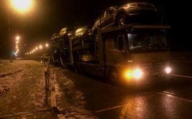 В МЧС рассказали о двух автопожарах в Смоленской области