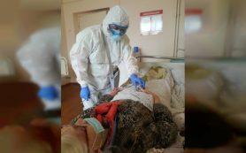 В Десногорске открыли дополнительное отделение для лечения заболевших коронавирусом