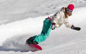 Как кататься на сноуборде методом падающего листа?