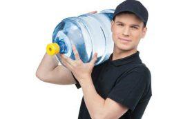 Адекватная цена за оперативную доставку воды на дом от интернет-магазина voda.kh.ua