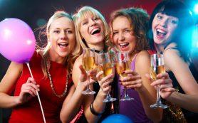Веселый девичник в Москва-сити: крутая вечеринка и уютные посиделки
