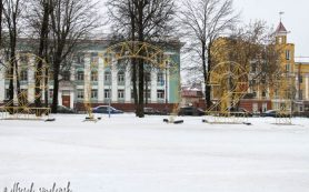 Арт-объект создают за памятником Федору Коню в Смоленске