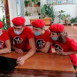 Смоленские юнармейцы поборются за звание лучшего отряда