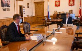 В Смоленске обсудили результаты работы государственной ветеринарной службы
