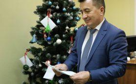 Игорь Титов присоединился к благотворительной акции «Ёлка желаний»