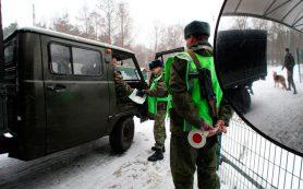 Госграницу в Смоленской области частично закроют в связи с коронавирусом