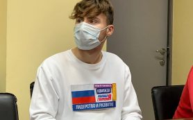 Смоленские волонтеры принимают участие в первом Социальном онлайн-форуме «Единой России»