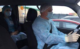 Мэр Смоленска призвал муниципальные организации предоставить авто медикам
