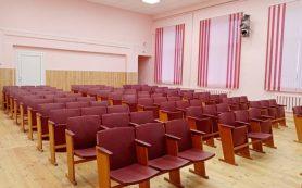 Дом культуры в Дорогобужском районе полностью отремонтировали к юбилею
