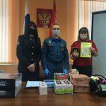 В Смоленской области подвели итоги конкурса «Юные таланты за безопасность»