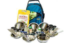 Каким должен быть набор посуды для пикника?