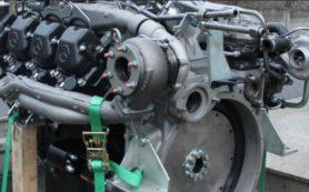 Контрактные двигатели для китайских грузовиков