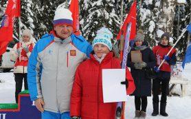 В Смоленской области прошла лыжная гонка в честь памяти воинов-интернационалистов