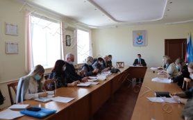 В Гагарине прошло заседание оргкомитета Гагаринских чтений