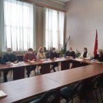 В Шумячском районе прошло заседание комиссии по делам несовершеннолетних и защите их прав