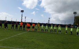 Смоленский клуб «Красный» сыграет с юношеской сборной России