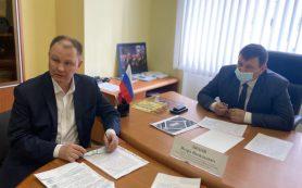 Игорь Ляхов поможет смолянам решить коммунальный вопрос