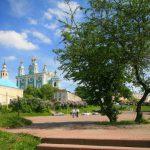 Городу Смоленску подарили полторы сотни светодиодных светильников