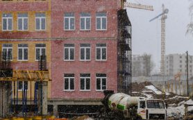 Алексей Островский потребовал ускорить темпы строительства школы в Соловьиной роще Смоленска