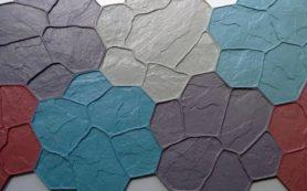 Кое-что о штампованном бетоне
