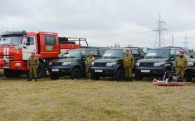 Смоленской области выделили порядка 7 млн рублей на покупку лесопожарной техники
